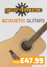 Gear4music Acoustic Guitars