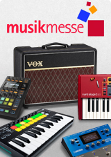 New Music Gear Updates from Musikmesse 2015