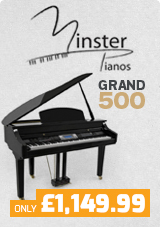 Minster Grand500 Digital Grand Piano