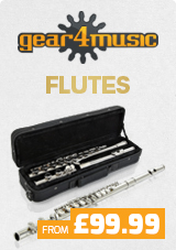 Gear4music Flutes