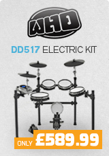 WHD 517-DX Pro Mesh Electronic Drum Kit