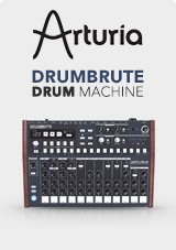 Arturia DrumBrute Drum Machine