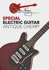 Brian May Special Electric Guitar, Antique Cherry