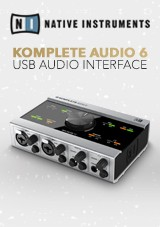 Native Instruments Komplete Audio 6 USB Audio Interface
