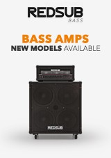 RedSub Bass Amps - New Models Available